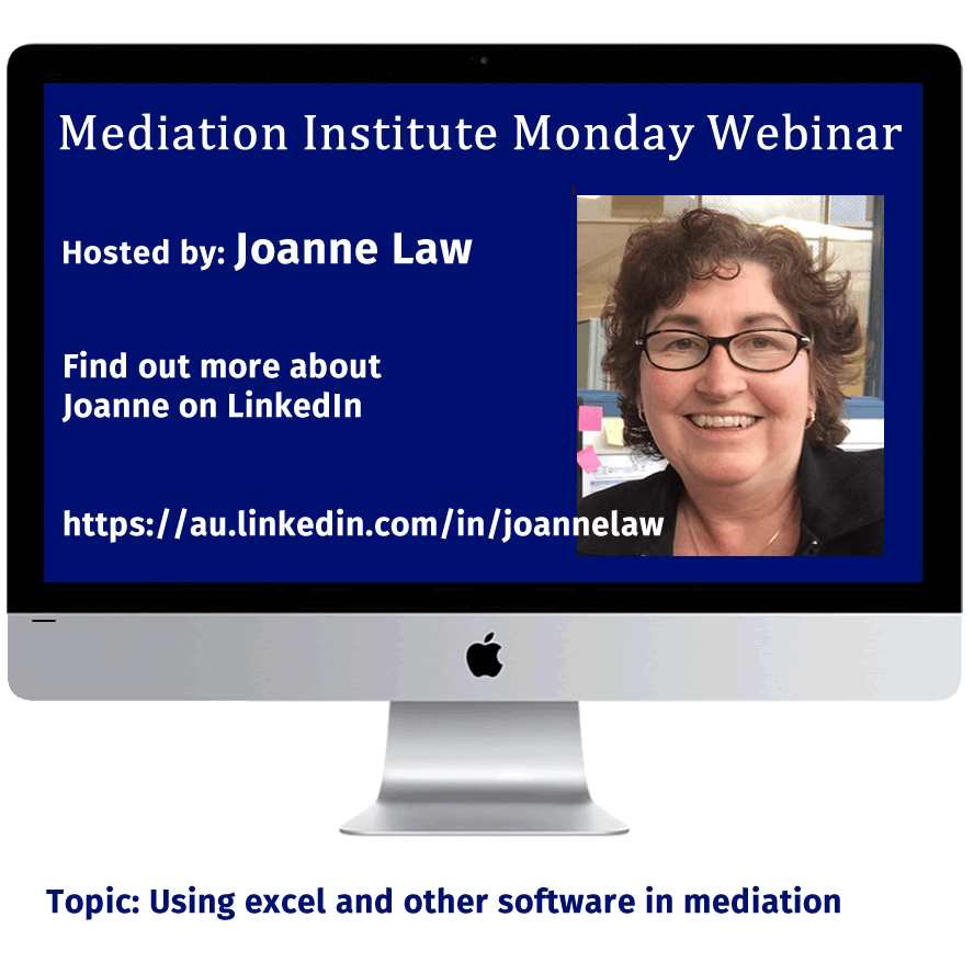 Joanne Law Webinar Host