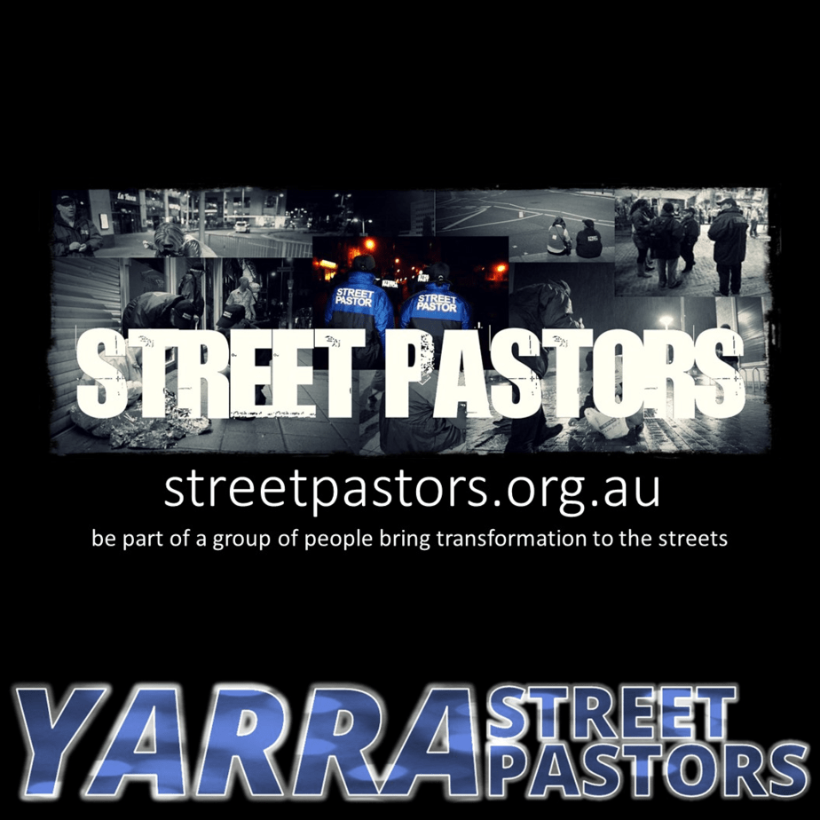 The work of the Street Pastors