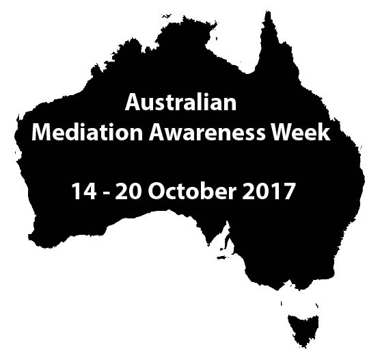 Australian Mediation Awareness Week 2017