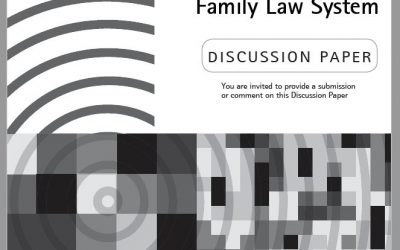 Invitation to make submissions on the Review of the Australian Family Law System Discussion Paper