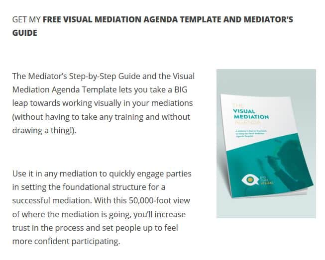 Free Guide on Visual Mediation