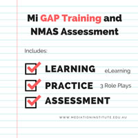 NMAS Gap Training and Assessment Course
