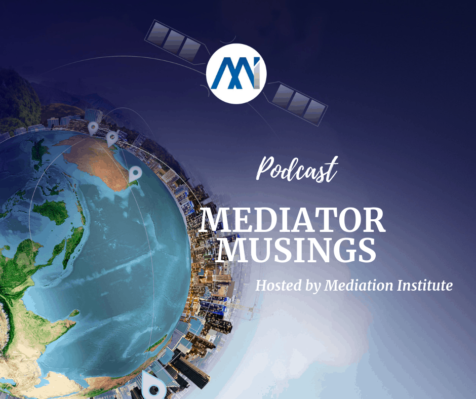 Mediator Musings Podcast NMAS Professional Development