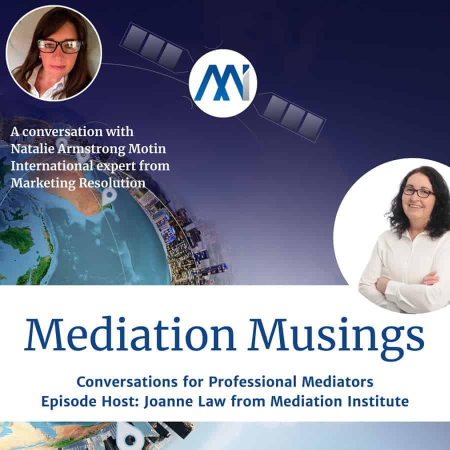 Mediator Musings Natalie Armstrong-Motin