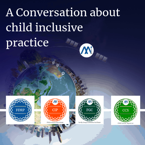 A conversation about child inclusive practice