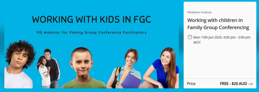 Working with Children in FGC