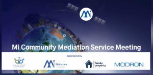 Mi Community Mediation Service Banner