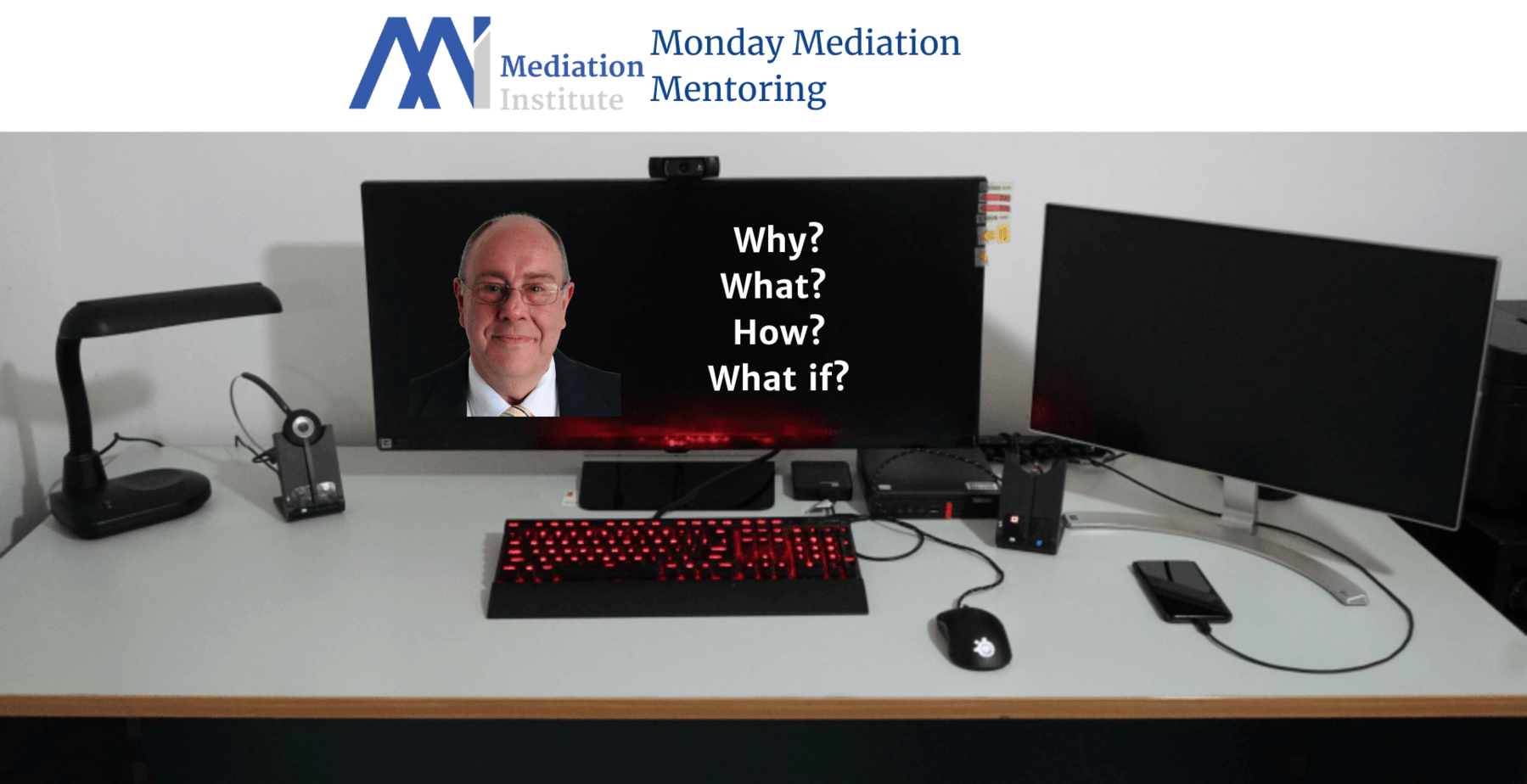Mi Monday Mediation Mentoring