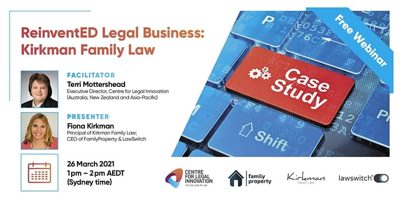 ReinventED Legal Business: Kirkman Family Law