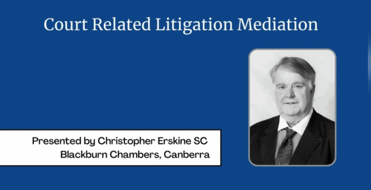 Court Related Litigation Mediation