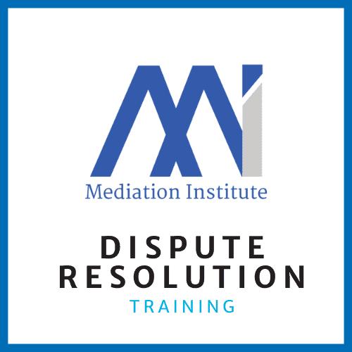 Dispute Resolution Training