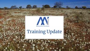 September Training Update